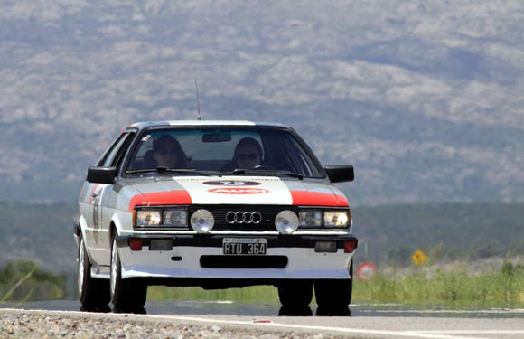 Audi Mill Millas Sport