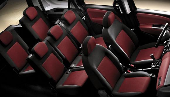 Fiat dobl en argentina precios versiones y equipamiento for Fiat doblo interieur