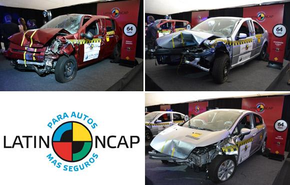 Latin NCAP Fase 3