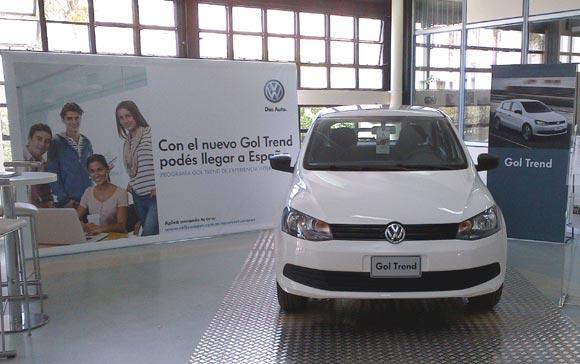 VW Universitour