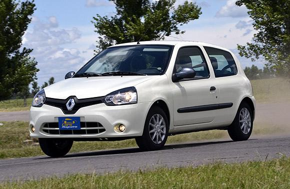 Renault Clio Mío Prueba
