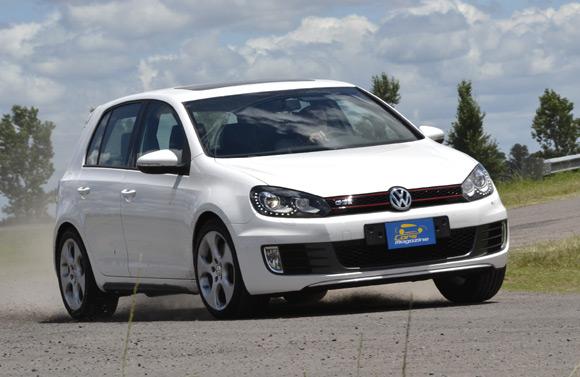 VW Golf GTI Prueba Test Drive