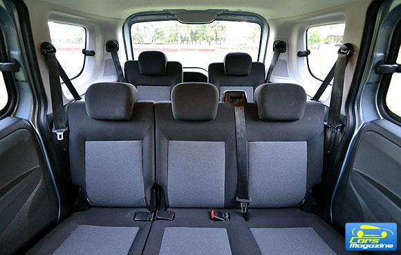 Estamos probando el fiat dobl pasajeros for Fiat idea 2013 precio argentina