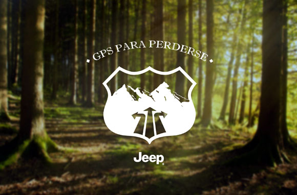 GPS para perderse by Jeep