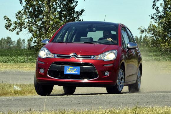 Nuevo Citroën C3 Prueba