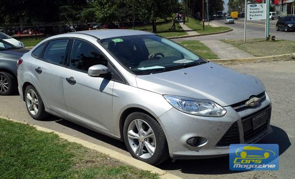 Nuevo Ford Focus 3 Argentina