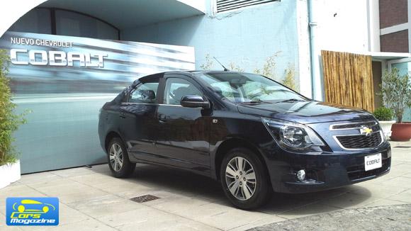 Chevrolet Cobalt en Argentina