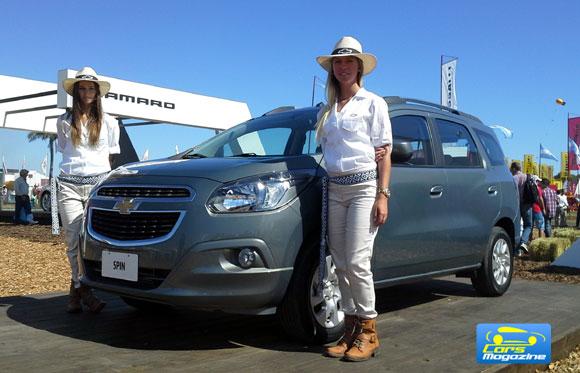 Chevrolet Spin Diesel