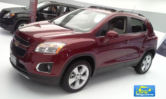 Chevrolet Tracker Trax
