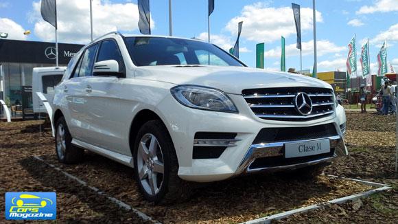 Nueva Clase M Mercedes-Benz