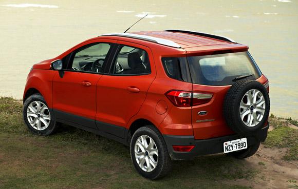 Nueva EcoSport Diesel