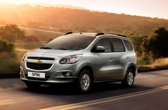 Precios Del Chevrolet Spin Diesel Ya Se Vende En Argentina