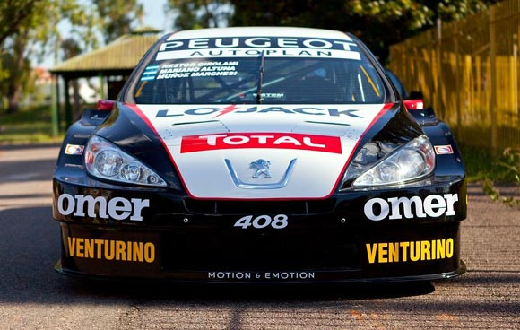 Total Peugeot STC2000