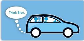 VW Think Blue