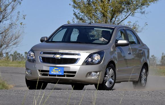 Chevrolet Cobalt Prueba