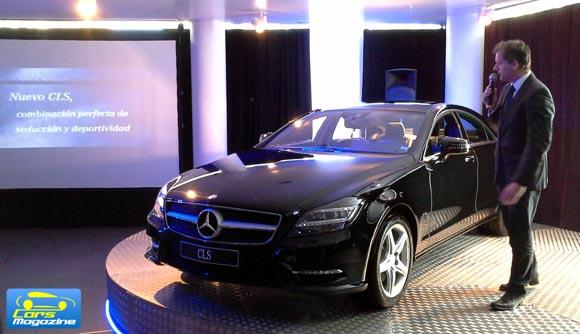 Nuevo CLS Mercedes