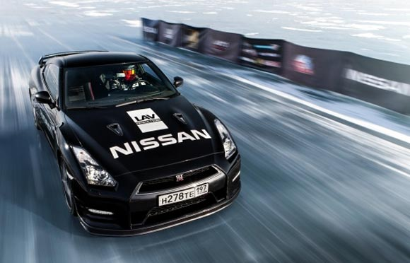 Nissan Record Velocidad