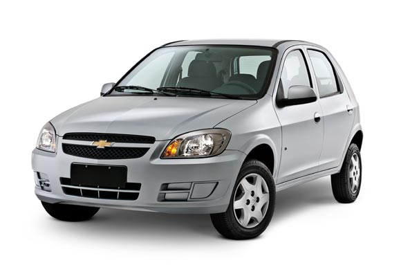 Chevrolet Celta ABS y Airbags