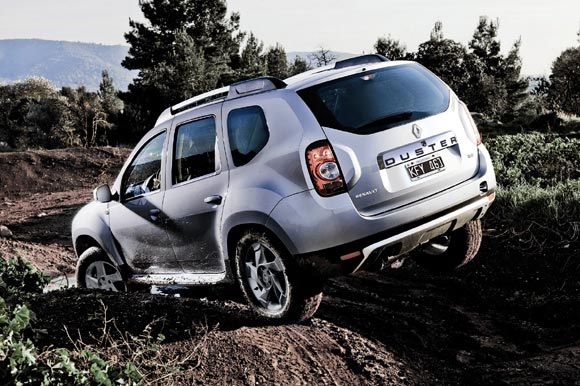 Renault Duster ABS