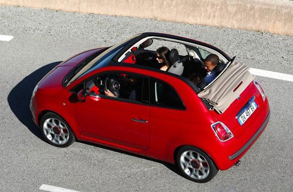 Fiat 500 cabrio en argentina ahora mexicano y m s accesible for Fiat idea 2013 precio argentina