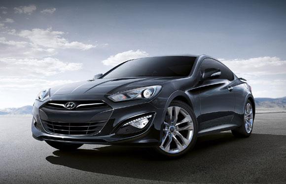 Hyundai Genesis V6