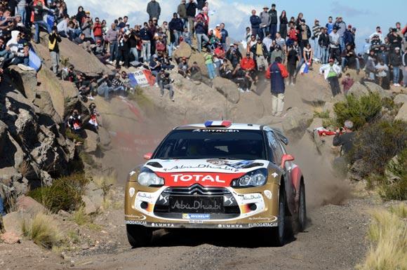 Loeb Rally Argentina 2013