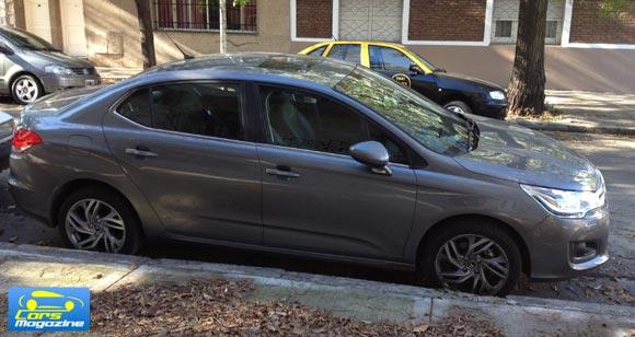 Nuevo Citroën C4 Sedán