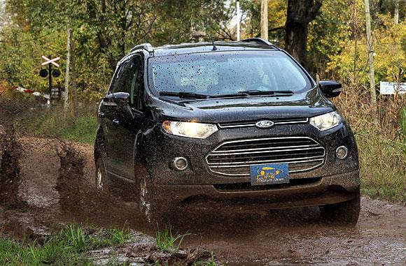 Prueba Nueva Ford EcoSport