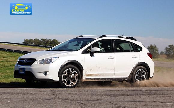 Prueba Subaru New XV