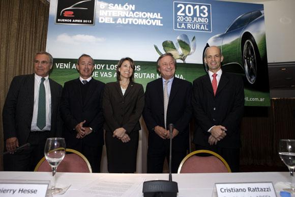 Salón Buenos Aires 2013