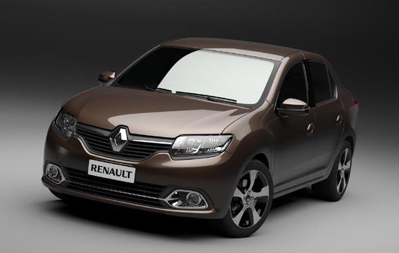 Nuevo Renault Logan 2014
