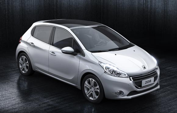 Precios Peugeot 208
