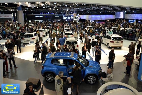Volkswagen Salon Buenos Aires