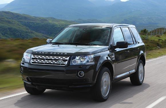 Nueva Land Rover Freelander 2