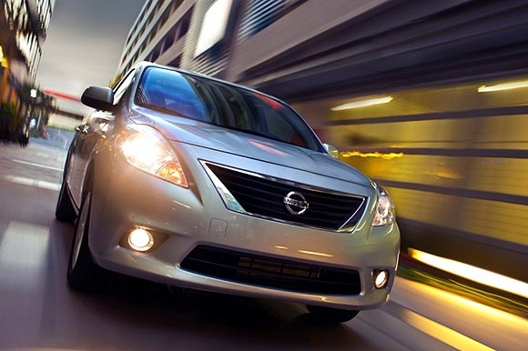 Nissan Versa Preventa
