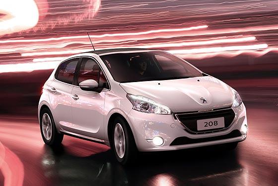 Peugeot 208 Re-generación