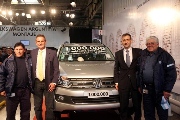 VW Argentina Pacheco