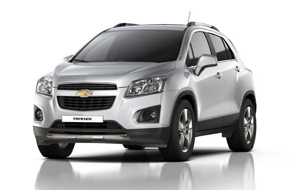 Chevrolet Tracker Argentina