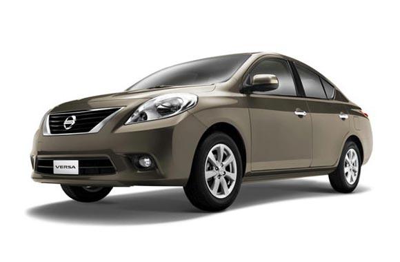 Nissan Versa Argentina