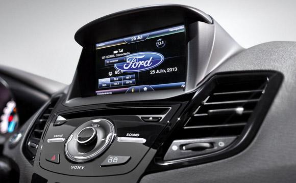 vigentes a septiembre de 2013, del Nuevo Ford Fiesta en Argentina