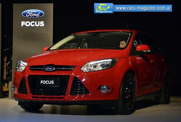Nuevo Focus Precios