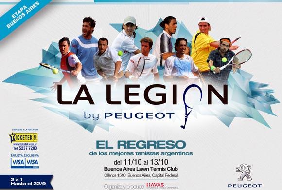 La Legion by Peugeot