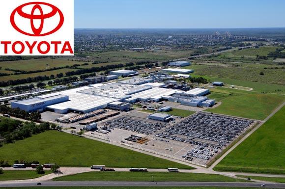Toyota Inversión