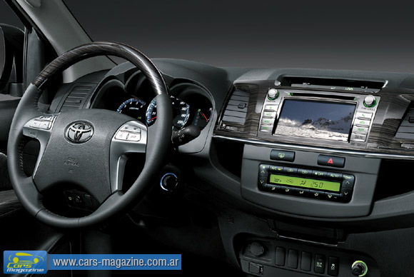 Hilux GPS TV DVD