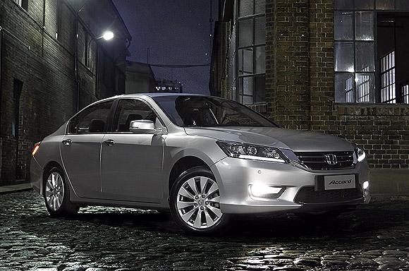 Honda Accord V6