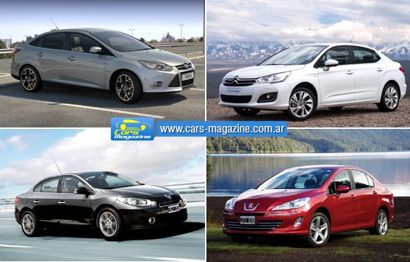 Encuesta Sedanes CarsMagazine