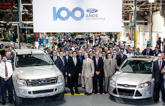 100 Años Ford Argentina