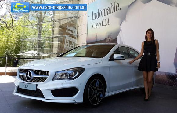 Mercedes Benz CLA Argentina