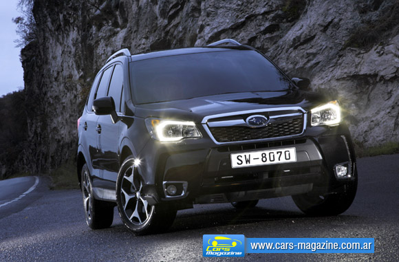 Subaru All New Forester