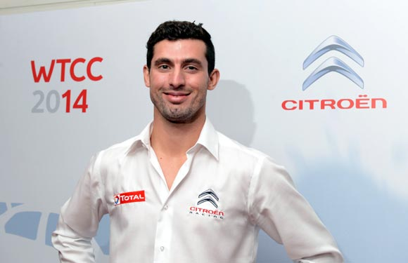 Pechito Citroen WTCC